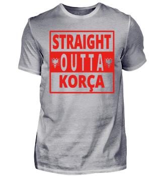 Straight outta Korça KORCA