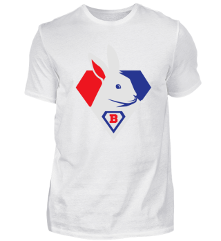 Super Easter Bunny - Funny Rabbit Shirt