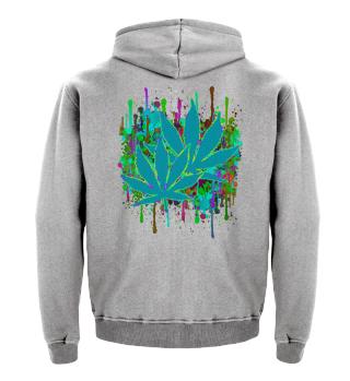 ★ Crazy Running Splashes - Marijuana 2