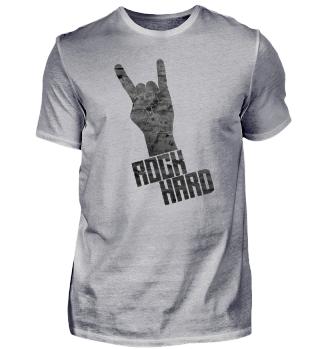 Geschenk für Rocker , Rock hard