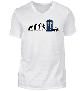 EVOLUTION Of Humans - Police Box IX