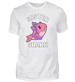 Sister Shark daughter girl child Hai