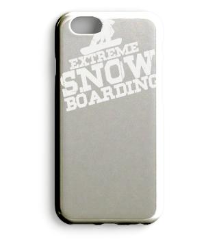 Snowboarding - Extreme Snowboarding