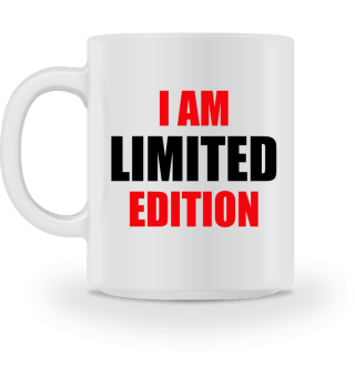 ♥ I AM LIMITED EDITION #1RST