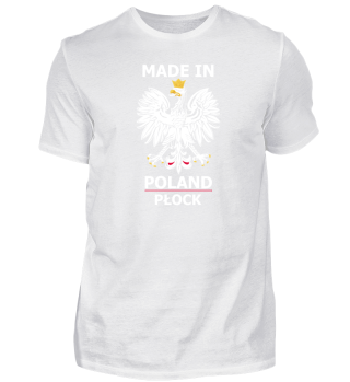 Made in Poland Plock