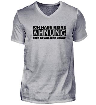 KEINE AHNUNG 1.1