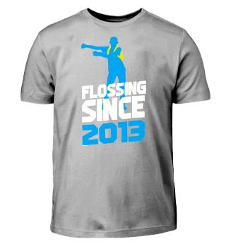 Flossing Since 2013 Backpack Kid