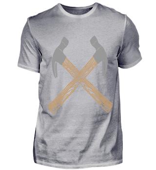 Crossed Hammer Sledge Apron Hammers