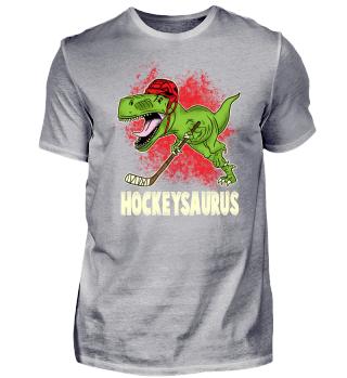 Hockey Dinosaurier Dino Hockeysaurus