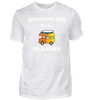 Wohnmobil - Camping - Surfen - Nordsee