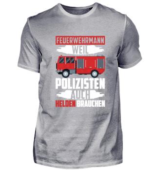 Für Feuerwehr-Männer