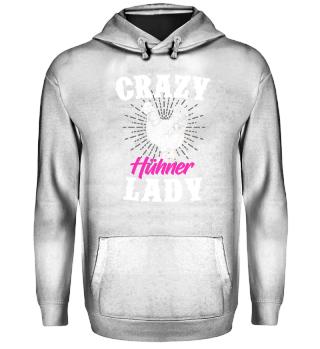 Landwirtin · Crazy Hühner Lady