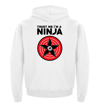 Trust me I'm a Ninja - martial arts asia