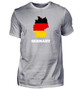 Germany Deutschland Fan WM Geschenk Idee