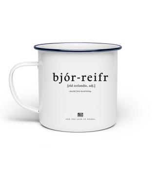 bjór-reifr [Old Icelandic]