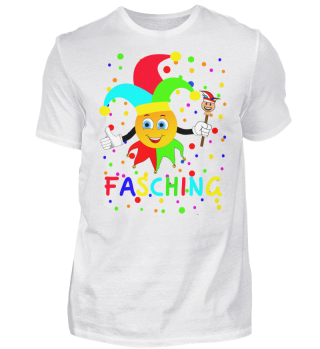 Faschings Clown
