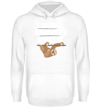 Funny Sloth Lazy Relax Chill Party Gift