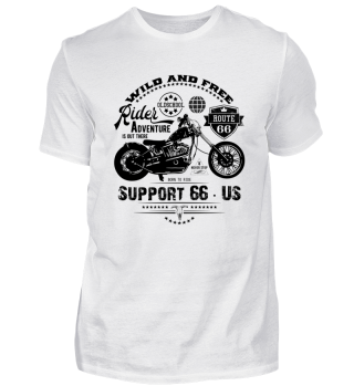 RIDER SUPPORT 66 US 20 4