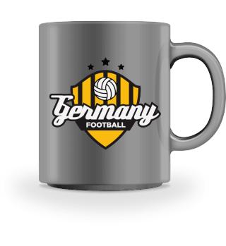 Germany Football Logo