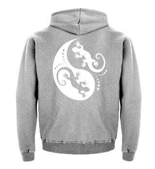 ♥ Yin Yang Geckos - Free White