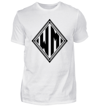 ☛ MONOGRAMS · INITIALEN · WM #3.1