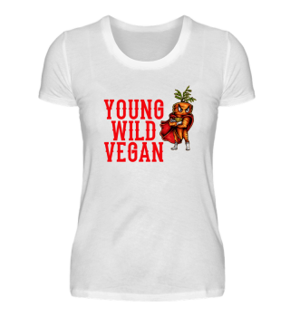 VEGAN · FUN - SHIRT #1.4