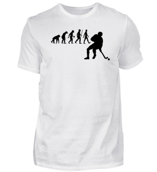 Evolution Of Humans - Hockey I