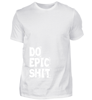 Motivations Shirt - Entepreneur