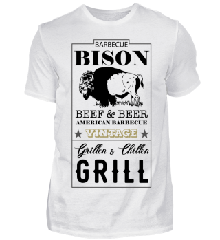 ★ American Barbecue - Vintage ★
