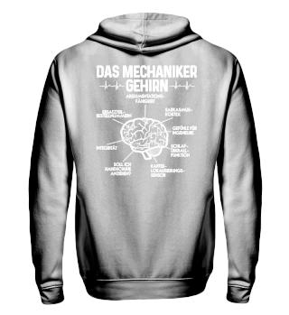 Mechaniker: Schrauber-Gehirn endlich erklärt - Geschenk