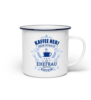 Kaffee Tasse Ehefrau Geschenk