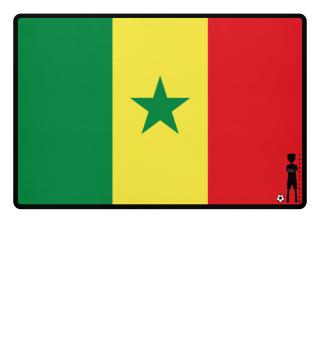 fussballkind - Fussmatte Senegal