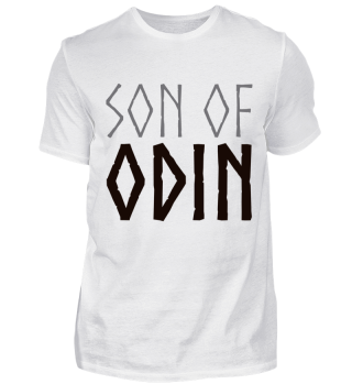 Son of Odin Wikinger Shirt