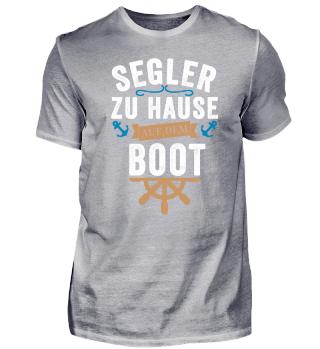 Segler, Boot, Anker, Kapitän, Geschenk