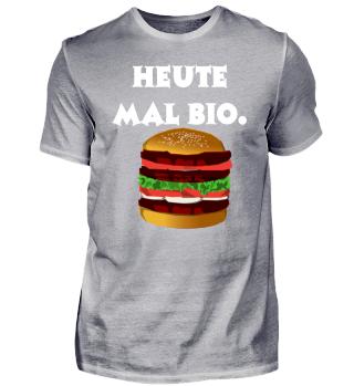 Burger / Bio / Vegan / Männer