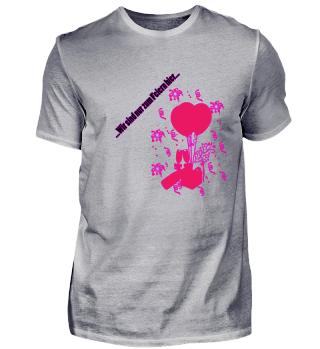 Polter T-Shirt für Frauen