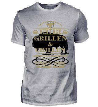 GRILL SHIRT · GRILLEN & CHILLEN #1.13