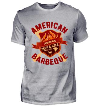 GRILL SHIRT · AMERICAN BBQ #1.2