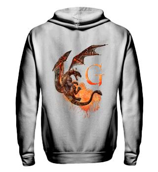 Drachen Buchstabe G
