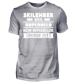 Skilehrer Superheld