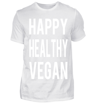 Happy Healthy Vegan