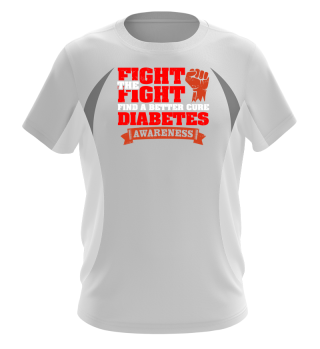 Fight The Fight Diabetes Awareness