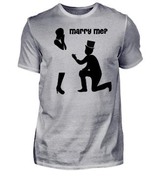 Willst du mich Heiraten ? Marry Me