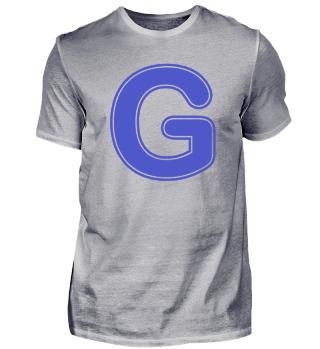 Alphabet - Letter - G