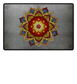 Handpan - Hang Drum Mandala - natural