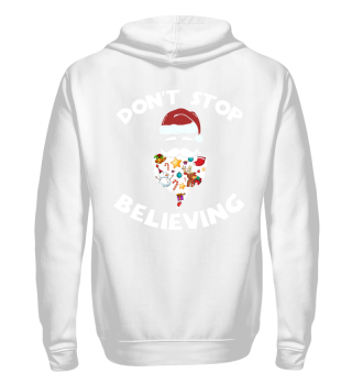 Don´t stop believing - Christmas