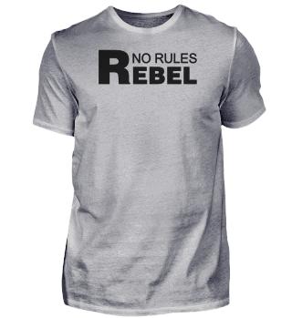 ☛ REBEL - NO RULeS #1.1S
