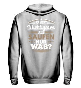 Saufen T-Shirt