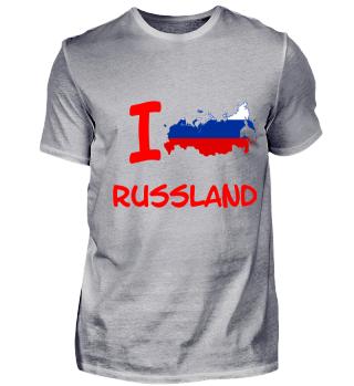 Russland Shirt