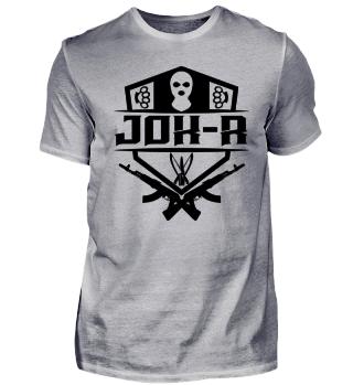JoK-R Logowear Black